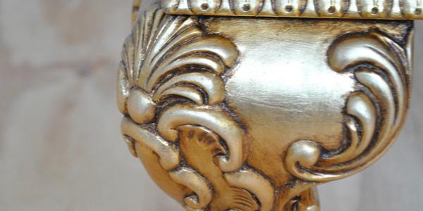 Doratura oro argento